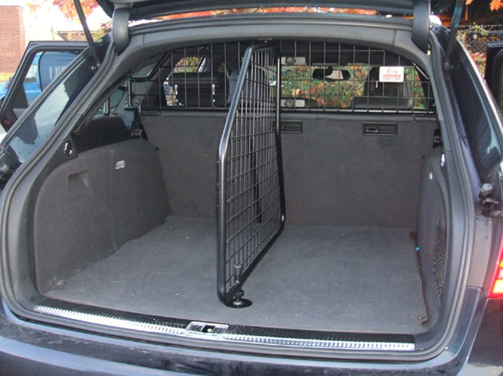 Guardsman Dog Guard and Boot Divider designed to fit an Audi A4 Avant -2008-2016 part no G1256B B8