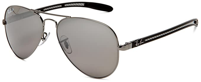 6c633d5730 Ray-Ban Sunglasses (RB 8307 004 N8 55)  Amazon.co.uk  Clothing
