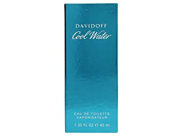 Davidoff Cool Water Homme/Men, Eau de Toilette, vaporisateur/Spray: Amazon.es: Belleza