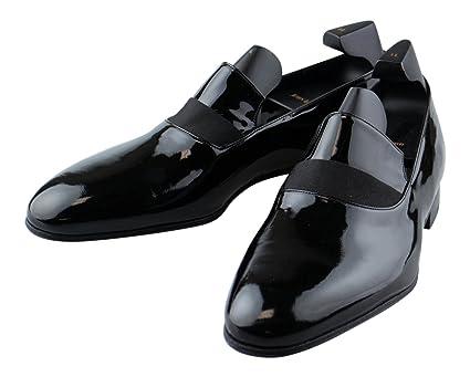 John Lobb Shoes >> Amazon Com John Lobb Odessa Patent Leather Loafers Tuxedo