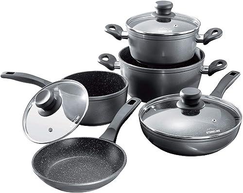 Stoneline 6588 Cookware Set