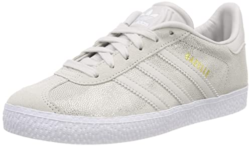 Gazelle W Grey OneFtwr WhiteGrey Two