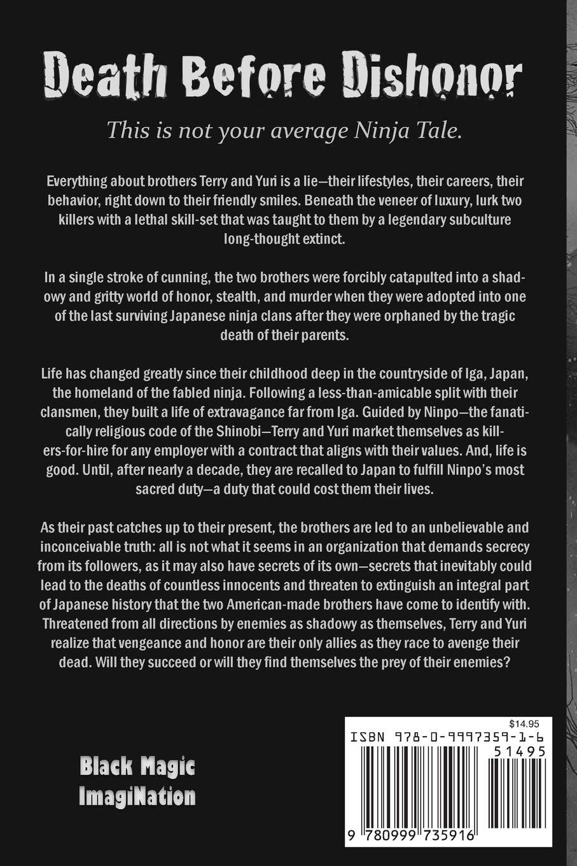 Death Before Dishonor: Amazon.es: Kenny Hyman: Libros en ...