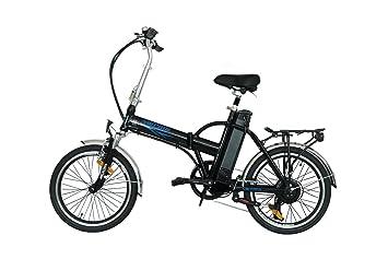 "E-Bike/pedelec SW100 - Bicicleta eléctrica (aluminio, 20"""