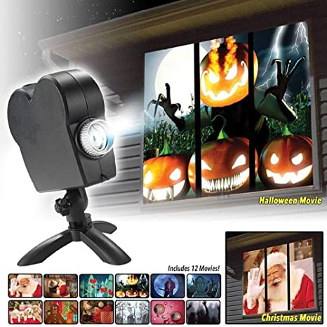 Kết quả hình ảnh cho window wonderland projector wall movie
