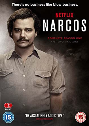 Narcos - Season 1 [DVD]: Amazon co uk: Wagner Moura, Boyd Holbrook