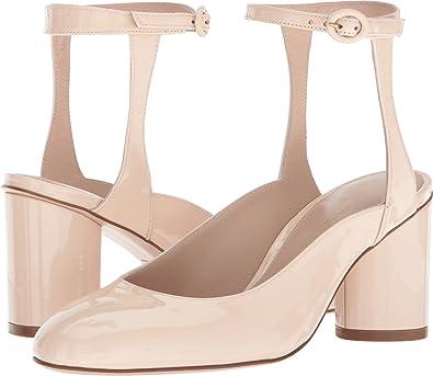 35a5fd8e47 Stuart Weitzman Women's Shape Cashew Gloss 5 ...