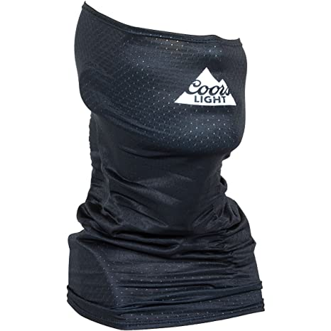 Fishmasks Single Layer Neck Gaiter - Lightweight, Fishing Protection From  Sun, Wind and Moisture