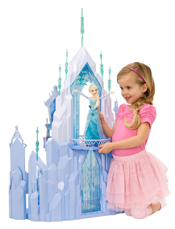 Disney Frozen Elsa's Ice Palace Playset