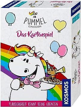 KOSMOS Juegos 697785 – Pummel un Cuerno, Juego de Cartas: Amazon.es: Juguetes y juegos