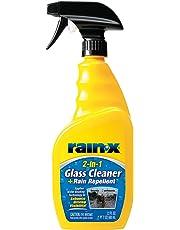 Rain-X 5071268 2-in-1 Glass Cleaner and Rain Repellant - 23 fl oz.
