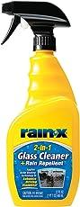 Rain X 5071268 Limpiador Vidrios con Tratamiento Antilluvia En Atomizador 2 en 1