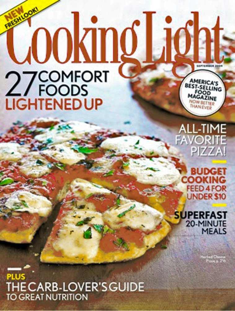Cooking light amazon magazines forumfinder Images
