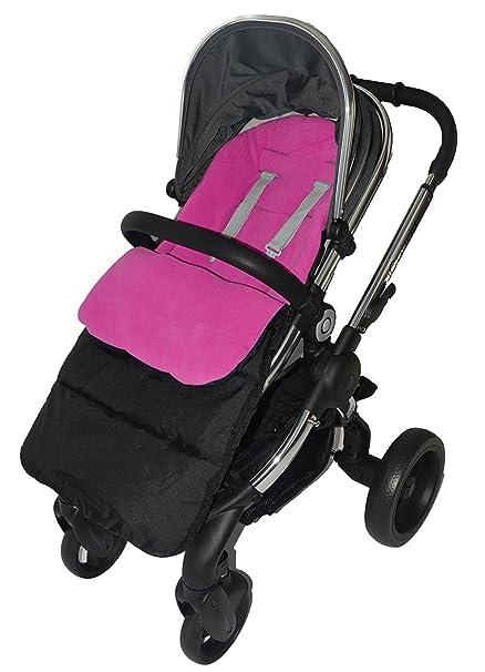 Fußsack Cosy Toes Kompatibel Mit Icandy Peach Kinderwagen Rosa Rose Baby