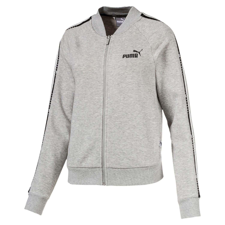 Puma Tape FZ Jacket TR, Sweatshirt Donna 852140