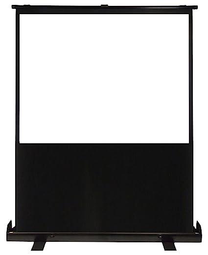 Luxburg 80 177 x 100 cm 16: 9 Pantalla de proyección portátil ...