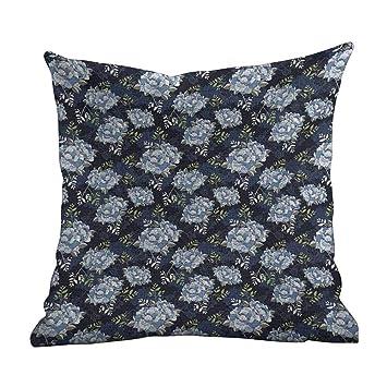 Amazon.com: Funda de almohada personalizada con diseño ...