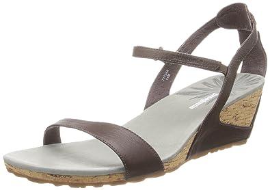 Patagonia Women's Solimar Wedge Strap Sandal,Sable Brown,10 ...