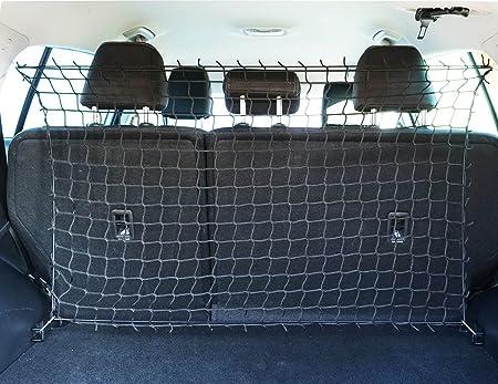 Rete di trasporto per Panca Sedile Posteriore Bagagliaio rete quattro borse bagagliaio 100 x 44cm