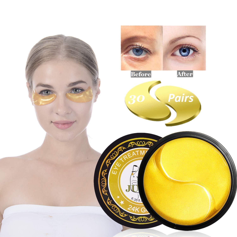 eye gel pads
