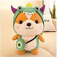 Creative Transformation Squirrel Plush Toy Dinosaur Bee Elk Unicorn Doll to Send Girls and Children Birthday Gifts Plush…