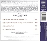 Shostakovich: Jazz Suites Nos. 1 & 2 / The Bolt