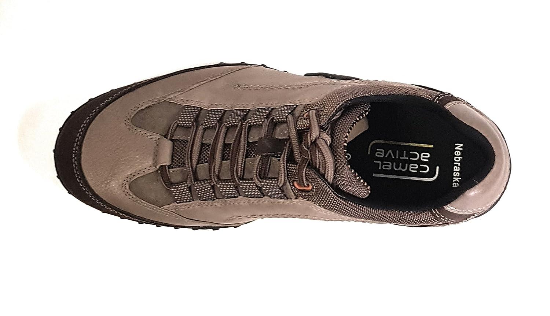 CAMEL Active Nebraska 281.11.02 Trekking Herren Schuhe Outdoorschuhe Turnschuhe Trekking 281.11.02 Schnürhalbschuhe - 3060c9