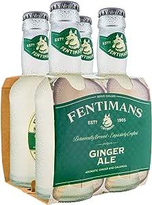 Fentimans Ginger Ale 4 x 200ml: Amazon.es: Alimentación y ...