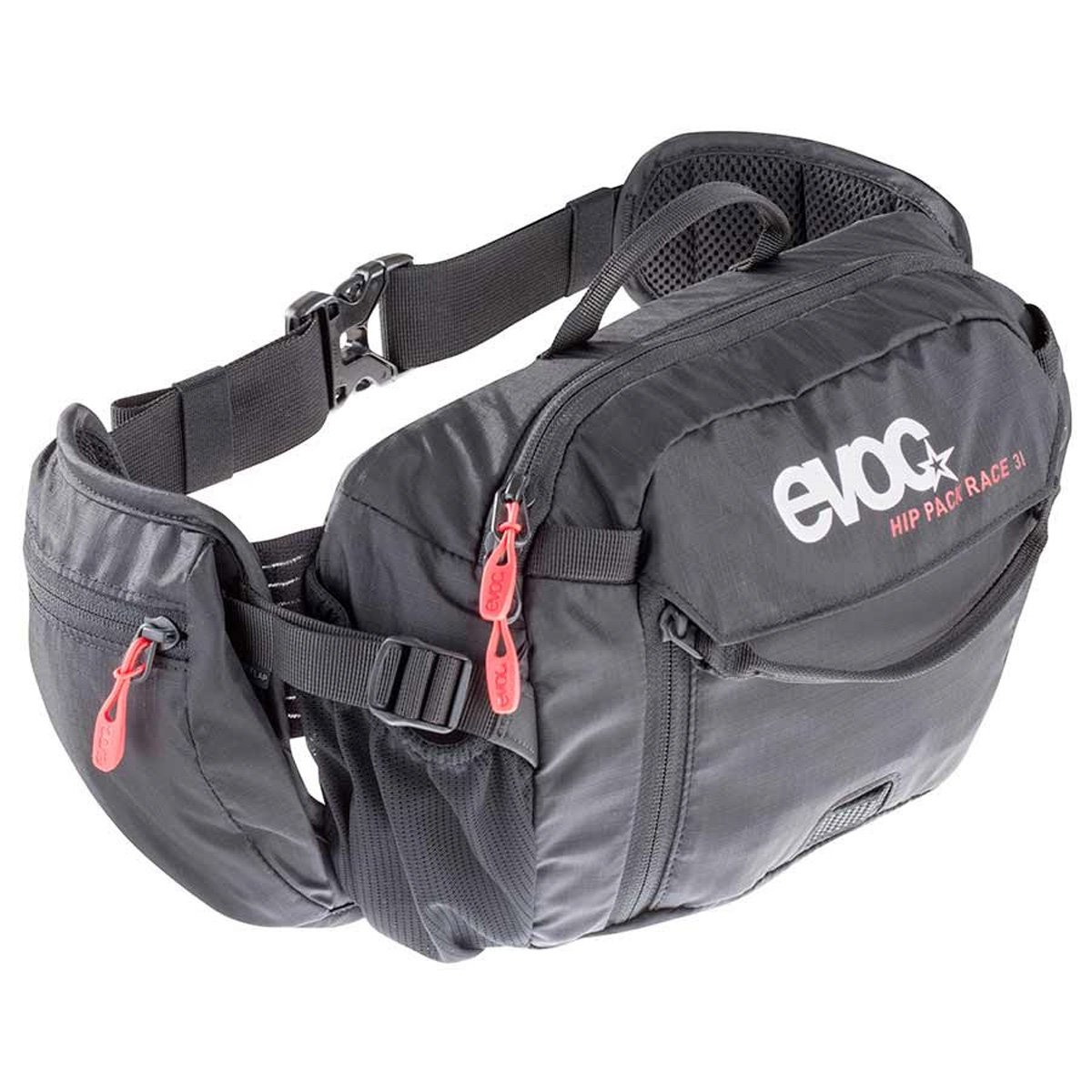 Evoc hip pack race 3l mit trinkblase fahrradrucksack bike rucksack neu