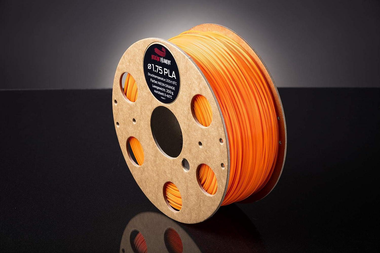 Filament 1.75 PLA 1kg für deinen 3D-Drucker 3D-Drucker 3D-Drucker - Hartkartonspule - Premium Qualität aus Holland (1,75mm, Glow in the dark) B07F6VX3NL Filament-3D-Druckmaterialien 47ad68
