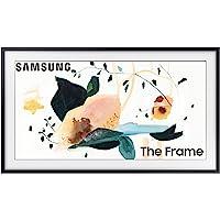 SAMSUNG 32-inch Class FRAME QLED LS03 Series - FHD Dual LED Quantum HDR Smart TV with Alexa Built-in (QN32LS03TBFXZA…