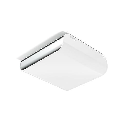 Steinel Lámpara Interior RS LED M2 Cromada Detector Movimiento Iluminación Techo