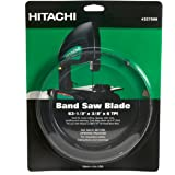 Hitachi Power Tools 327509 Band Saw Blade 63-1/2-by-3/8-by-.014  (Discontinued by Manufacturer)
