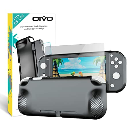 Amazon.com: OIVO - Carcasa de TPU para Nintendo Switch Lite ...