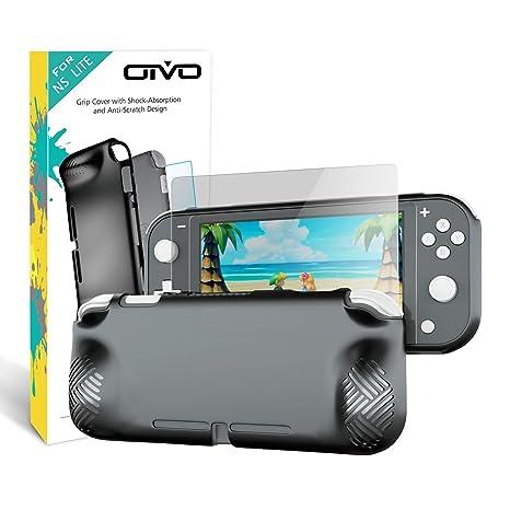 Amazon.com: OIVO - Carcasa de TPU para Nintendo Switch Lite ...