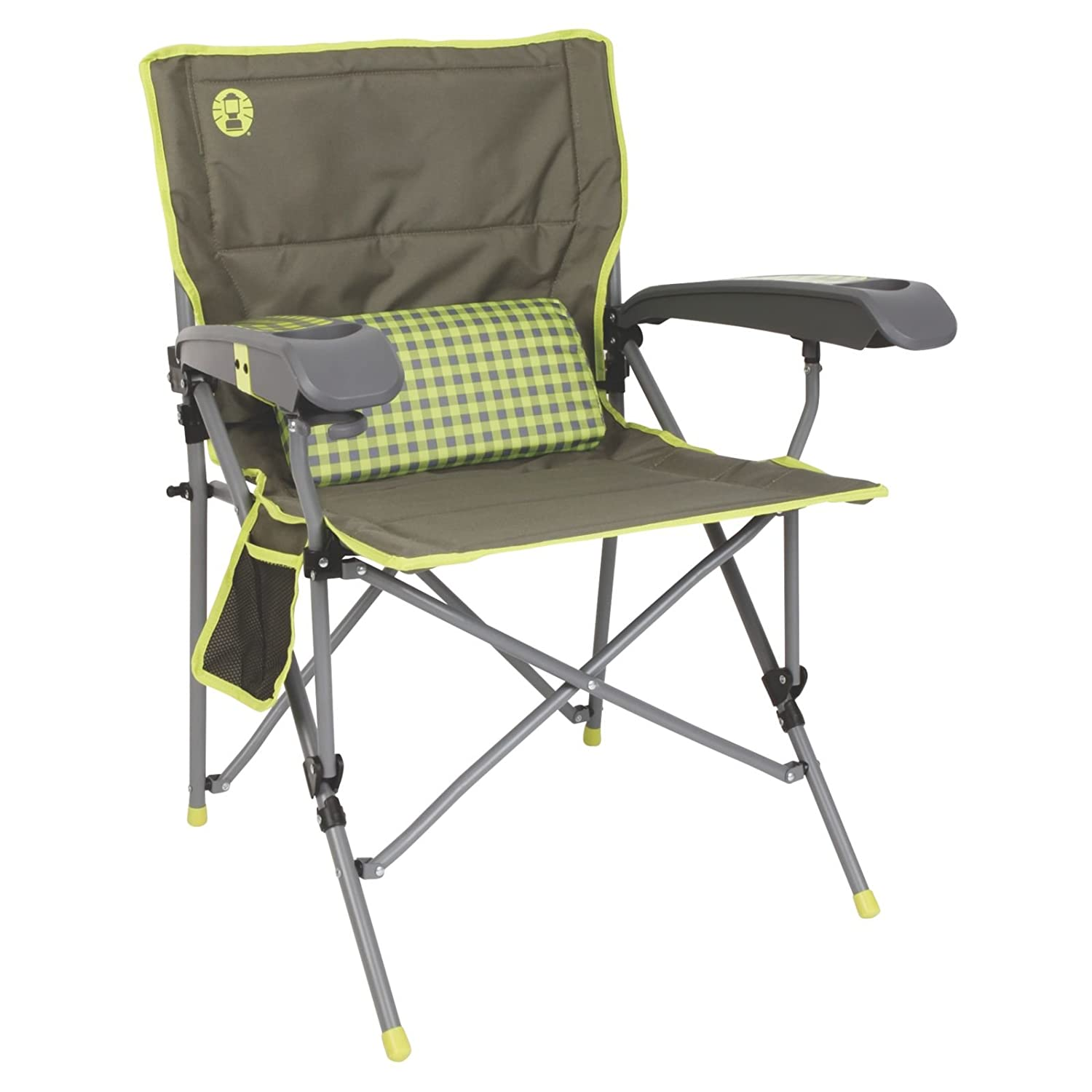 Amazon Coleman Vertex Ultra Hard Arm Chair Sports & Outdoors