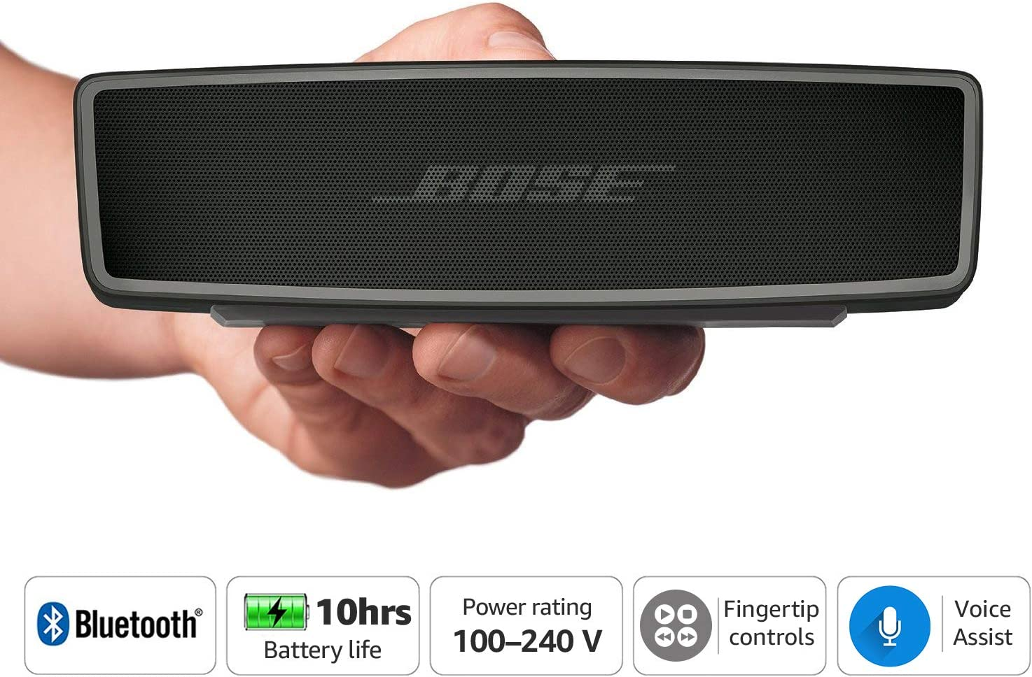 Bose SoundLink Mini II Bluetooth Speaker 2