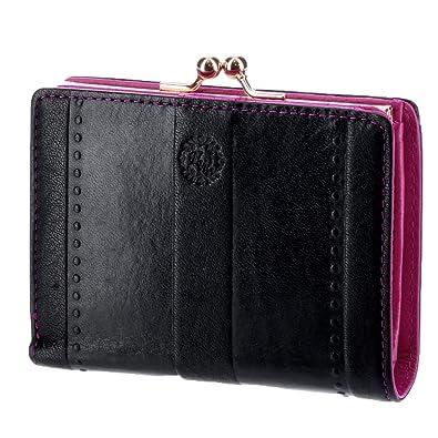 0f7950044986 Amazon | (フレームワーク) FRAME WORK 二つ折り財布 [RITARDANDO/リタルダンド] 1.ブラック | 財布