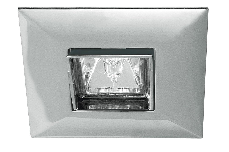 Paulmann 99521 Premium EBL 230/12V Set schwenk Quadro 6x35W 2x 105VA 230/12V EBL GU5,3 90mm Chrom/Alu Zink a05ab2