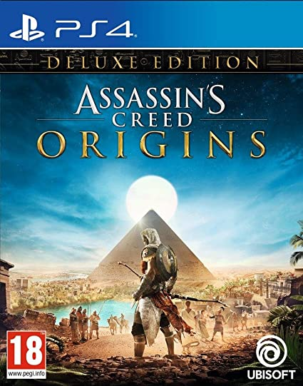 Buy Assassin S Creed Origins Deluxe Edition Ps4 Online At Low