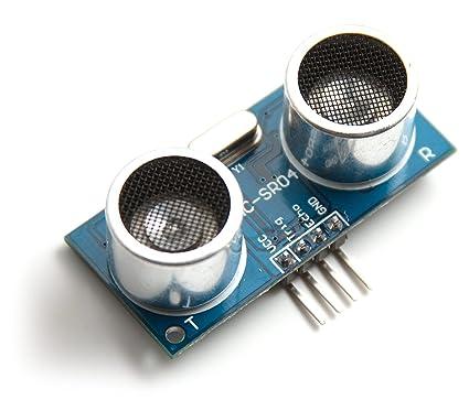 Sensor de distancia por ultrasonidos HC-SR04