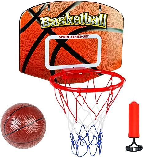 Canasta Baloncesto Tablero Infantil Baloncesto Juego Al Aire Libre ...