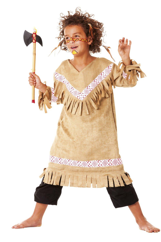 Hilka Cesar B926-001 - Disfraz de indio (talla 104): Amazon.es ...