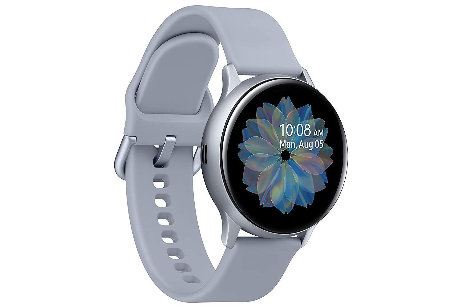Samsung Galaxy Watch Active2 - Smartwatch, Bluetooth, Plata, 40 mm
