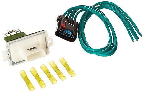 Amazon APDTY 084537 Blower Motor Resistor BMR Kit wWiring – Dodge Blower Wiring Harness Kit