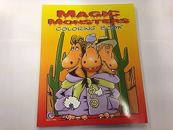Magic Colouring Book Trick ~ (Large (A4) 11\