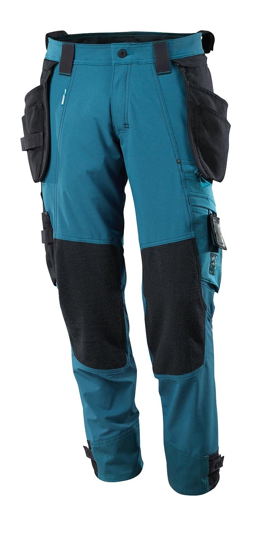 Dark Petroleum Mascot 17031-311-44-90C47 Trousers Safety Pants 90C47