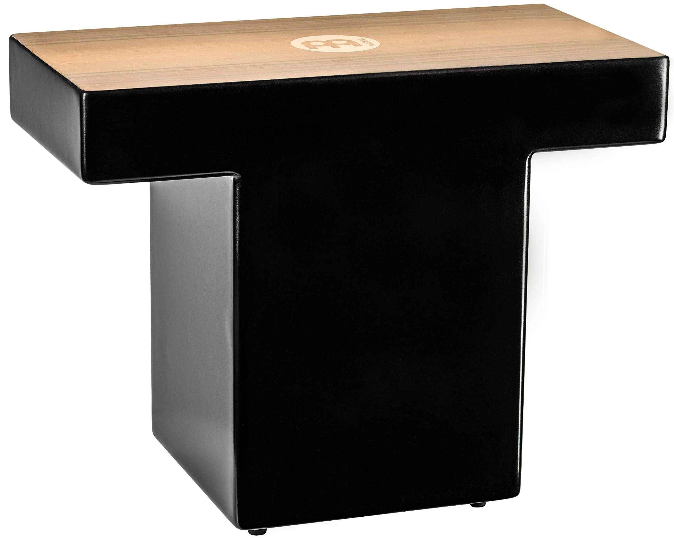 Meinl Pickup Slaptop Cajon Box Drum with Internal Snares and Forward Projecting Sound Ports -NOT MADE IN CHINA - Walnut Playing Surface, 2-YEAR WARRANTY (PTOPCAJ2WN) by Meinl Percussion (Image #2)