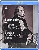 Daniel Barenboim - Liszt Piano Concertos [Blu-ray]