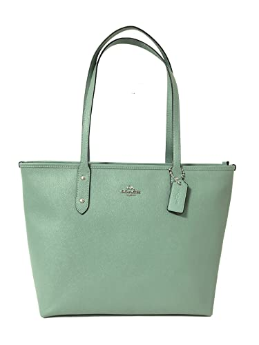 884a953381 Amazon.com  COACH CITY ZIP TOTE